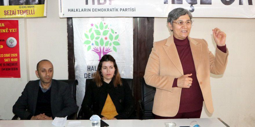 Yüksekova'da 15 Şubat Paneli