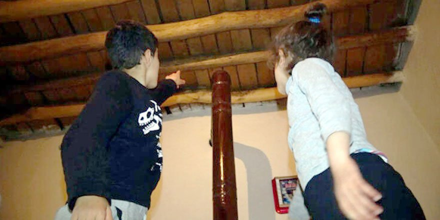 Yüksekova'da evlerine yılan giren ailenin hayatı kabusa döndü