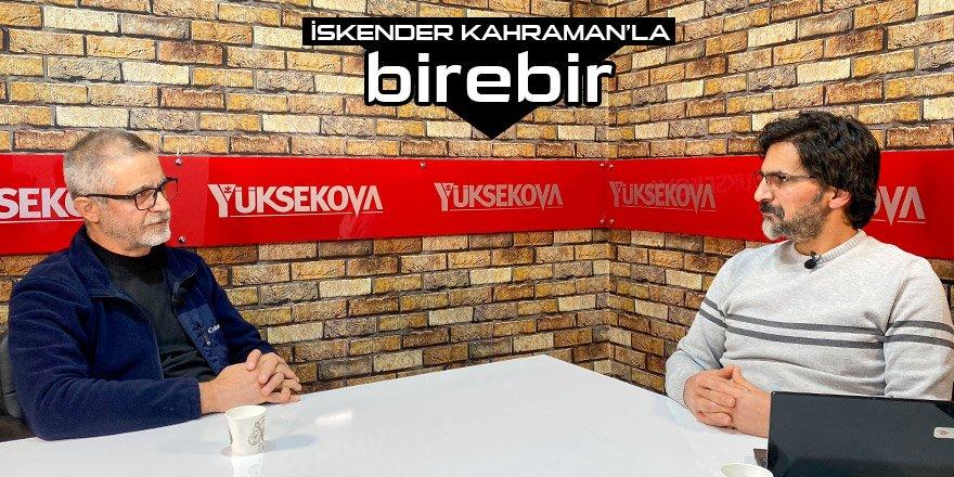 Fikret Yaşar: Hakkari'nin kendisine özgü bir turizm potansiyeli var