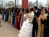 İlkbaharla başladı düğünler