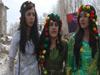 21 Komünden Newroz ateşi