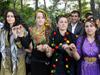 Yüksekova'da seçim zaferi kutlandı